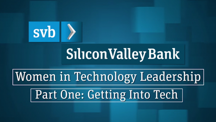 Innovation Economy Outlook 'Women in Technology Leadership' videos