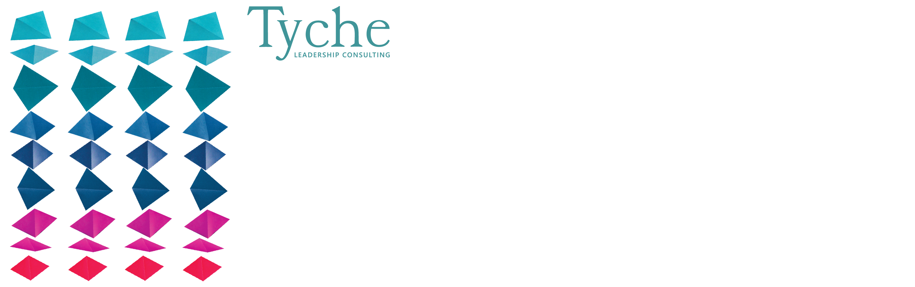 Evolve with Tyche Leadership Consulting
